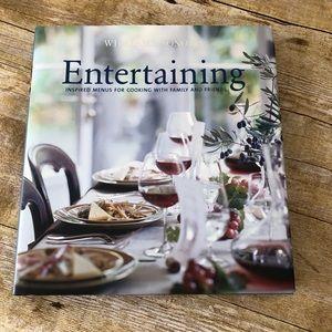 Williams-Sonoma Entertaining Cookbook